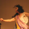Mary Sano performing [Narcissus], Waltz Op.64, No.2 by ChopinDuncan choreography - circa 1902 (2007)
