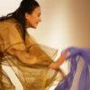 Mary Sano performing [Yamato-Asobi] Koto music by Shoko HikageChoreographed by Mary Sano (2008)