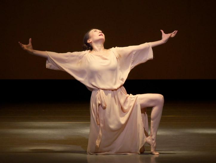 Mary Sano Studio of Duncan Dancing